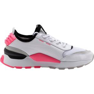 プーマ PUMA レディース スニーカー シューズ・靴 RS-0 Shoes White/Pink/Black fermart-shoes