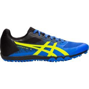 アシックス ASICS レディース シューズ・靴 hyper xc 2 cross country shoes Blue/Green|fermart-shoes