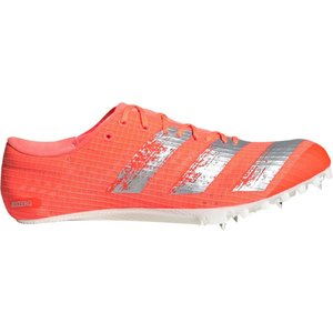 アディダス adidas メンズ 陸上 スパイク シューズ・靴 adizero Finesse Track and Field Cleats Red/Silver|fermart-shoes