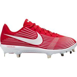 ナイキ Nike レディース 野球 スパイク シューズ・靴 Hyperdiamond 3 Varsity Metal Fastpitch Softball Cleats Red/White|fermart-shoes