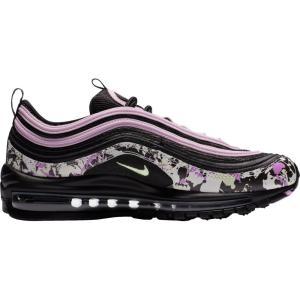 ナイキ Nike レディース スニーカー エアマックス 97 シューズ・靴 Air Max 97 Shoes Sail/Barely Volt/Blk/Pnk|fermart-shoes