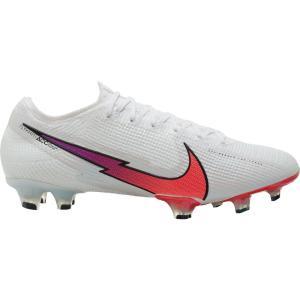 ナイキ Nike メンズ サッカー スパイク シューズ・靴 Mercurial Vapor 13 Elite FG Soccer Cleats White/Red|fermart-shoes
