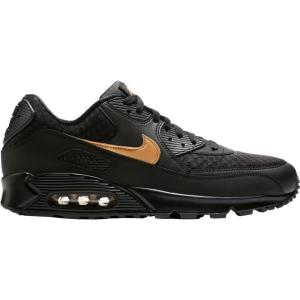 ナイキ Nike メンズ スニーカー シューズ・靴 Air Max '90 Essential Shoes Black/Gold fermart-shoes