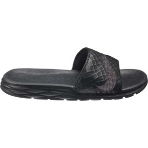 ナイキ Nike メンズ サンダル シューズ・靴 Benassi Solarsoft 2 Slides Black/Anthracite|fermart-shoes