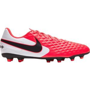 ナイキ Nike メンズ サッカー シューズ・靴 Tiempo Legend 8 Club FG Soccer Cleats Red/Black|fermart-shoes