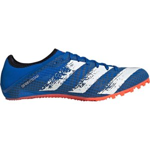 アディダス adidas メンズ 陸上 スパイク シューズ・靴 Sprintstar Track and Field Cleats Blue/Red|fermart-shoes
