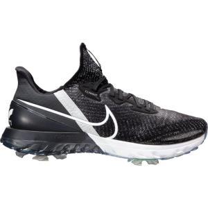 ナイキ Nike メンズ ゴルフ エアズーム シューズ・靴 Air Zoom Infinity Tour Golf Shoes Black/White|fermart-shoes
