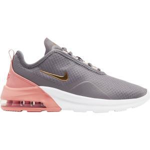 ナイキ Nike レディース スニーカー エアマックス シューズ・靴 Air Max Motion 2 Shoes Grey/Peach|fermart-shoes
