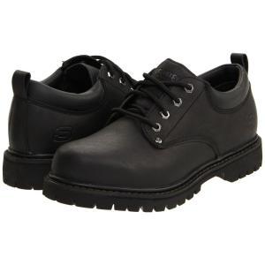 スケッチャーズ SKECHERS メンズ 革靴・ビジネスシューズ シューズ・靴 Tom Cats Black fermart-shoes