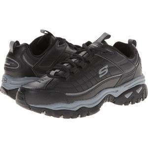 スケッチャーズ メンズ スニーカー シューズ・靴 Energy - Afterburn Black/Black fermart-shoes