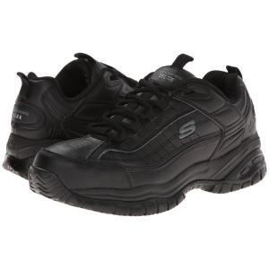 スケッチャーズ SKECHERS Work メンズ シューズ・靴 Soft Stride - Dexter Black fermart-shoes