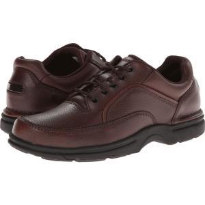 ロックポート メンズ 革靴・ビジネスシューズ シューズ・靴 Eureka Brown Leather|fermart-shoes