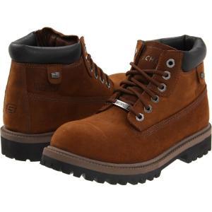 スケッチャーズ SKECHERS メンズ ブーツ シューズ・靴 Verdict Dark Brown fermart-shoes