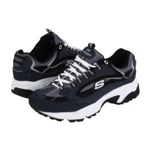 スケッチャーズ メンズ スニーカー シューズ・靴 Stamina - Nuovo Navy/Black fermart-shoes