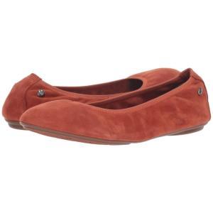 ハッシュパピー Hush Puppies レディース スリッポン・フラット シューズ・靴 Chaste Ballet Spice Suede|fermart-shoes
