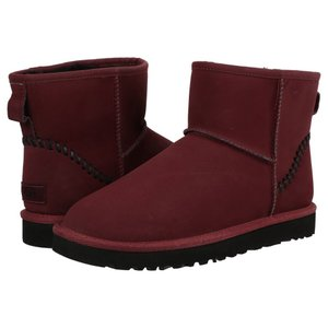 アグ UGG メンズ ブーツ シューズ・靴 Classic Mini Deco Cordovan|fermart-shoes