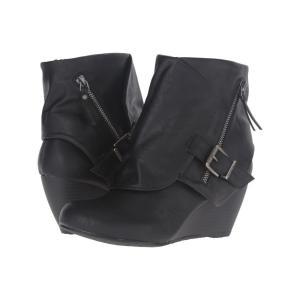 ブローフィッシュ Blowfish レディース ブーツ シューズ・靴 Bilocate Black Old Ranger PU|fermart-shoes