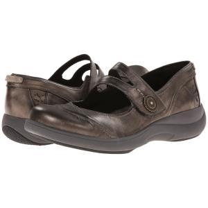 アラヴォン レディース スリッポン・フラット シューズ・靴 REVshow Pewter|fermart-shoes
