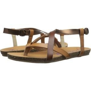 ブローフィッシュ Blowfish レディース サンダル・ミュール シューズ・靴 Granola Desert Sand/Bronze/Whiskey Dye|fermart-shoes