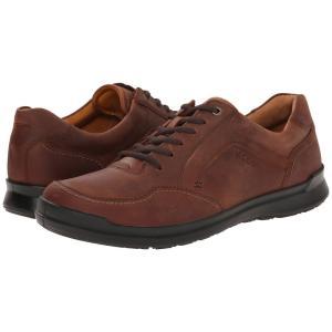 エコー ECCO メンズ 革靴・ビジネスシューズ シューズ・靴 Howell Tie Cognac|fermart-shoes
