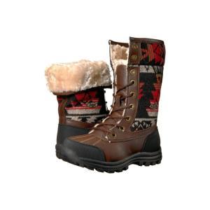 ラグズ Lugz レディース ブーツ シューズ・靴 Tambora Brown/Black/Red/Cream|fermart-shoes