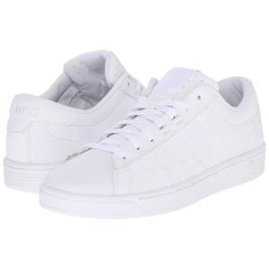 ケースイス K-Swiss レディース スニーカー シューズ・靴 hoke cmf White/White fermart-shoes