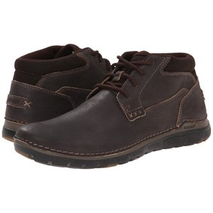 ロックポート Rockport メンズ シューズ・靴 ブーツ Zonecush Rocsports Lite Plain Toe Boot Bitter Chocolate Tumbled