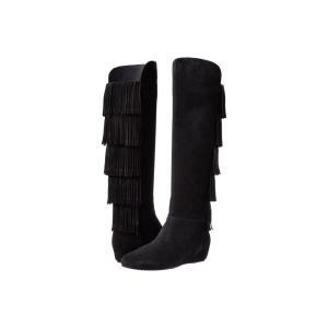 アイソラ Isola レディース ブーツ シューズ・靴 Tavora Black Alaska Suede|fermart-shoes