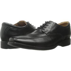 クラークス メンズ 革靴・ビジネスシューズ シューズ・靴 Tilden Walk Black|fermart-shoes
