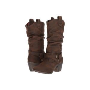 ロケットドッグ Rocket Dog レディース ブーツ シューズ・靴 Sidestep Brown Graham|fermart-shoes