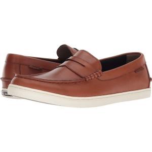 コールハーン Cole Haan メンズ ローファー シューズ・靴 Nantucket Loafer II British Tan Handstain|fermart-shoes