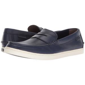コールハーン Cole Haan メンズ ローファー シューズ・靴 Nantucket Loafer II Navy Handstain|fermart-shoes