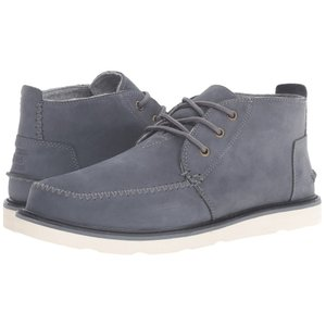トムズ メンズ ブーツ シューズ・靴 Chukka Boot Waterproof/Castlerock Grey Nubuck|fermart-shoes