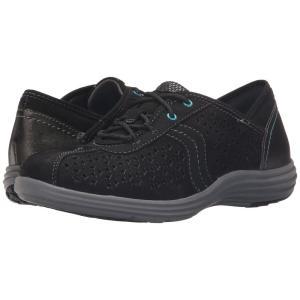 アラヴォン Aravon レディース ローファー・オックスフォード シューズ・靴 Betty-AR Black|fermart-shoes