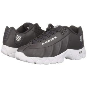 ケースイス K-Swiss メンズ スニーカー シューズ・靴 ST329 CMF Pavement/White|fermart-shoes
