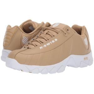 ケースイス K-Swiss メンズ スニーカー シューズ・靴 ST329 CMF Starfish/White|fermart-shoes