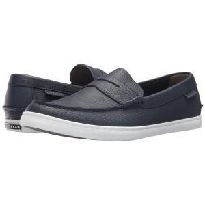 コールハーン メンズ ローファー シューズ・靴 Nantucket Loafer Peacoat Leather fermart-shoes
