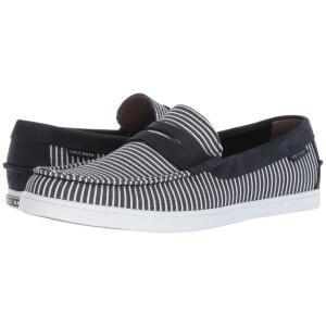コールハーン Cole Haan メンズ スニーカー シューズ・靴 Nantucket Loafer Nantucket Stripe Canvas/Navy Ink Nubuck|fermart-shoes