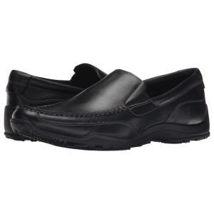 コールハーン メンズ スリッポン・フラット シューズ・靴 Hughes Grand Slip-On II Black fermart-shoes