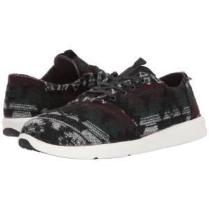 トムズ メンズ スニーカー シューズ・靴 Del Rey Forest Tribal Wool|fermart-shoes