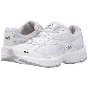 ライカ レディース スニーカー シューズ・靴 Brisk Walk White|fermart-shoes