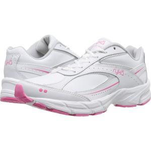 ライカ レディース スニーカー シューズ・靴 Comfort Walk White|fermart-shoes