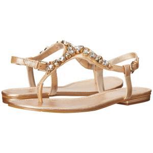 アイソラ Isola レディース サンダル・ミュール シューズ・靴 Monica Gold|fermart-shoes