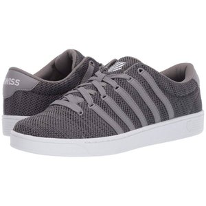 ケースイス K-Swiss メンズ スニーカー シューズ・靴 Court Pro II T CMF Stingray/Black/White|fermart-shoes