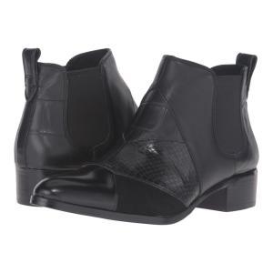 コーチ COACH レディース ブーツ シューズ・靴 Suffolk Patchwork Black/Black|fermart-shoes
