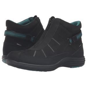アラヴォン レディース ブーツ シューズ・靴 Beverly-AR Black|fermart-shoes