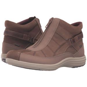 アラヴォン レディース ブーツ シューズ・靴 Beverly-AR Brown|fermart-shoes