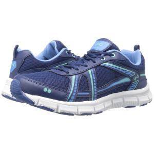 ライカ レディース スニーカー シューズ・靴 Hailee SMT Navy/Blue|fermart-shoes