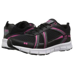 ライカ Ryka レディース スニーカー シューズ・靴 Hailee SMT Black/Pink|fermart-shoes