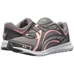 ライカ レディース スニーカー シューズ・靴 Aries Iron Grey/Frost Grey/English Rose|fermart-shoes